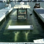 Sunk at the dock?
