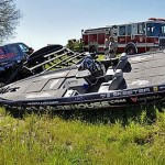 Tackle Warehouse is a great place to buy tackle. But uhm... don't let 'em pull your boat down the road.