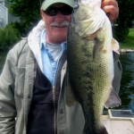 Late in the day, Jim switched to the Ozmo too, and soon put the best fish of the day in the boat.
