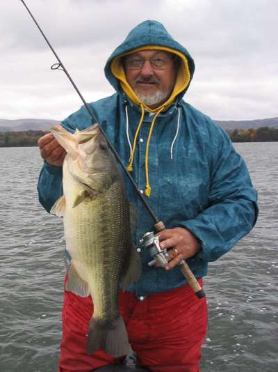 Things the fish have taught me about drop shot fishing for Drop shot bass fishing